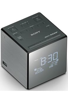 Radio-réveil Sony XDRC1DBP.CED