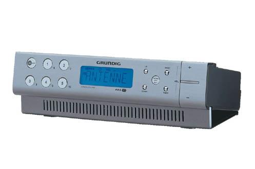 radio-réveil grundig sc 890 rds - sc890rds (2104814)   darty