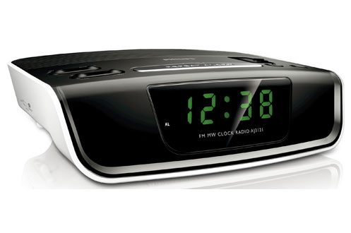 Radio réveil Philips AJ 3121 AJ3121 (1558935)