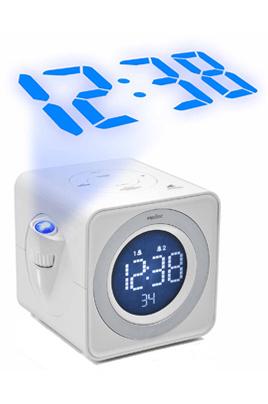 Avis clients pour le produit radio r veil proline cr 95pc - Reveil avec projecteur plafond ...