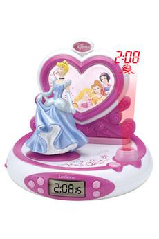 Réveil pour enfants Princesse Disney RP500DP Lexibook.