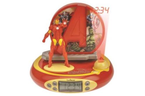 Radio Reveil projecteur Avengers