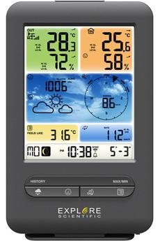 Station météo Bresser WSX1001