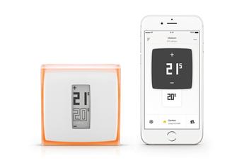 Thermostat connecté THERMOSTAT Netatmo