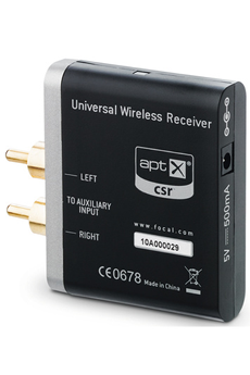 UNIVERS WL RECEIVER Focal