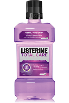 Solution dentaire BAIN DE BOUCHE TOTAL CARE Listerine