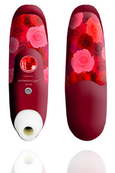 Sextoys W100 EDITION SPECIALE ROUGE Womanizer
