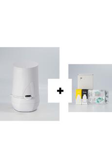 Formulateur personnel de soin - Pour le visage Technologie FPS : Fresh Percussion System Nettoyage automatique Coffret Découverte HyLab inclus