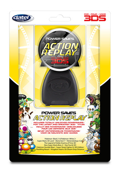 Accessoires 3DS/3DSXL 3DS REPLAY Bigben