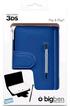 Bigben ETUI DE RANGEMENT 3DS BLEU photo 2
