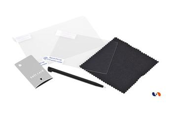 Accessoires 3DS/3DSXL Protection Ecran 3DS XL x2 + Stylet + Chiffon + Applicateur Konix