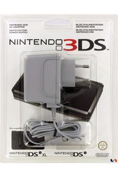 Accessoires 3DS/3DSXL Nintendo 3DS BLOC ALIMENTATION