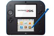 Consoles 2DS Nintendo 2DS NOIR + BLEU