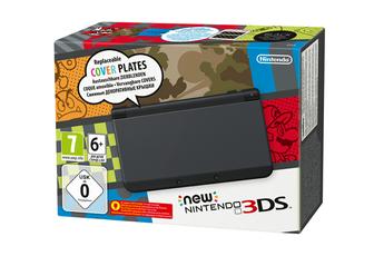 Consoles 3DS NINTENDO 3DS NOIRE Nintendo