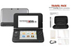 Nintendo 3DS XL ARGENT + POCHETTE photo 1