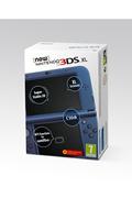 Consoles 3DS Nintendo NINTENDO NEW 3DS XL BLEU METALIQUE