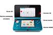 Nintendo 3DS BLEU photo 2