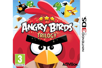 Jeux 3DS / 2DS ANGRY BIRDS TRILOGY Activision