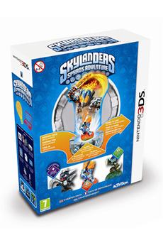Jeux 3DS / 2DS SKYLANDERS : SPYRO'S ADVENTURE - STARTER PACK Activision