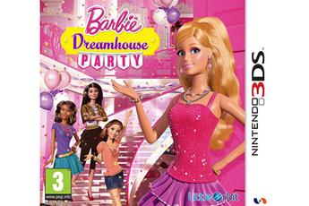 Jeux 3DS / 2DS BARBIE : DREAMHOUSE PARTY Bandai