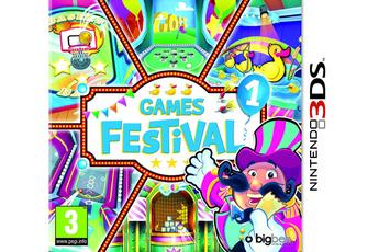 Jeux 3DS / 2DS GAMES FESTIVAL 1 Bigben