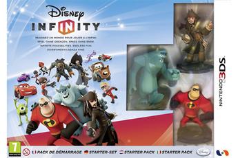 Jeux 3DS / 2DS DISNEY INFINITY - PACK DE DEMARRAGE Disney