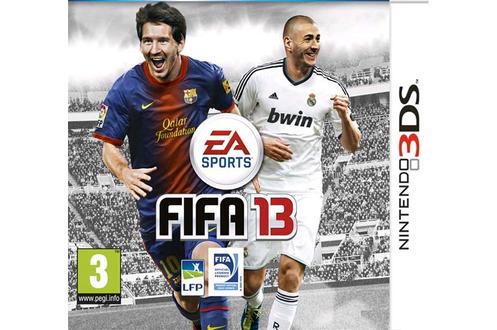 Jeux 3DS / 2DS FIFA 13 Electronic Arts