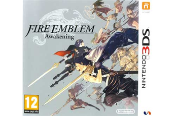 Jeux 3DS / 2DS FIRE EMBLEM AWAKENING Nintendo
