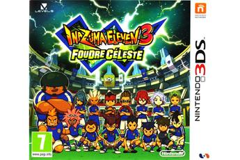 Jeux 3DS / 2DS INAZUMA ELEVEN 3 FOUDRE CELESTE Nintendo