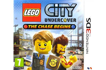 Jeux 3DS / 2DS LEGO CITY : UNDERCOVER - THE CHASE BEGINS Nintendo