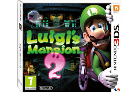 jeux 3ds 2ds nintendo luigi 39 s mansion 2 darty. Black Bedroom Furniture Sets. Home Design Ideas