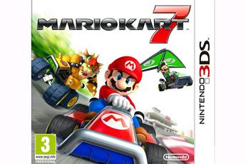 Jeux 3DS / 2DS MARIO KART 7 Nintendo