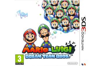 Jeux 3DS / 2DS MARIO & LUIGI ... TEAM BROS Nintendo