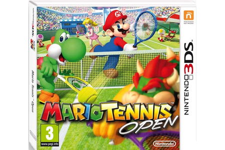 jeux 3ds 2ds nintendo mario tennis open darty. Black Bedroom Furniture Sets. Home Design Ideas