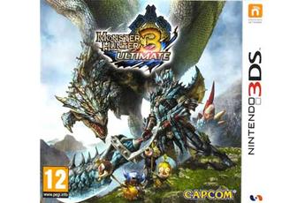 Jeux 3DS / 2DS MONSTER HUNTER 3 ULTIMATE Nintendo