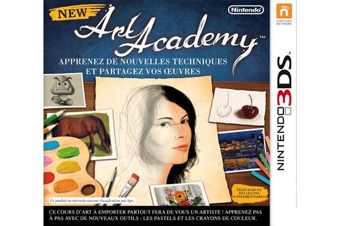 Jeux 3DS / 2DS Nintendo NEW ART ACADEMY