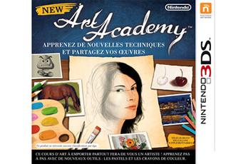 Jeux 3DS / 2DS NEW ART ACADEMY Nintendo