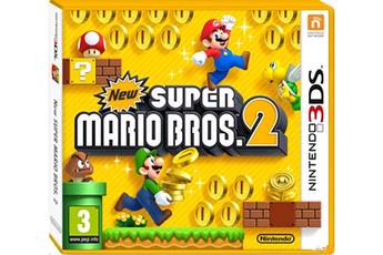 Jeu Nintendo 3DS - New super Mario Bros 2