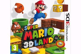 Jeux 3DS / 2DS SUPER MARIO 3D LAND Nintendo