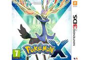 Jeux 3DS / 2DS Nintendo POKEMON X