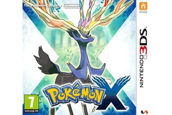 Jeu Nintendo 3DS - Pokémon X