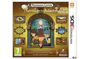 Jeux 3DS / 2DS Nintendo PROFESSEUR LAYTON ET L'HERITAGE DES ASLANTES