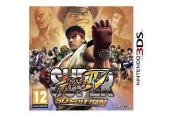 Jeux 3DS / 2DS SUPER STREET FIGHTER 4 3DS Nintendo