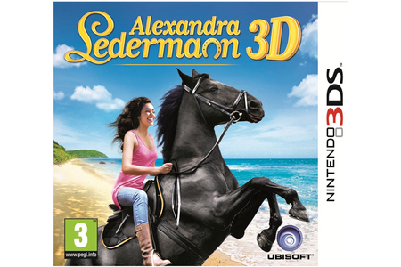 jeux 3ds 2ds ubisoft alexandra ledermann alexandra lederm 3ds darty. Black Bedroom Furniture Sets. Home Design Ideas