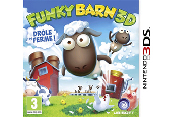 Jeux 3DS / 2DS FUNKY BARN Ubisoft