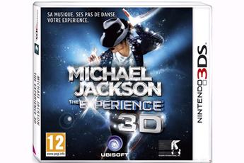 Jeux 3DS / 2DS MICHAEL JACKSON : THE EXPERIENCE Ubisoft