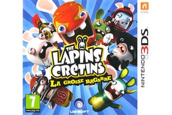 Jeux 3DS / 2DS THE LAPINS CRETINS : LA GROSSE BAGARRE Ubisoft