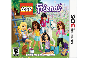 Jeux 3DS / 2DS LEGO FRIENDS 3DS VF Warner