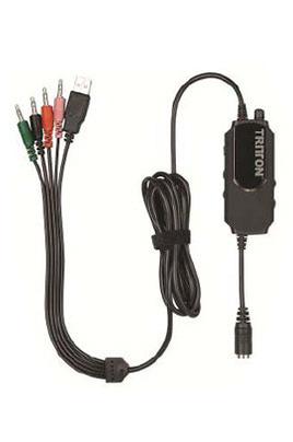 Connexion Tritton PC 510 Hda