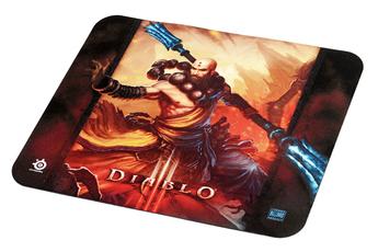 Tapis gamer TAPIS QcK DIABLO III MONK EDITION Steelseries